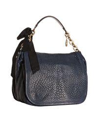 Lanvin | Blue Clic Clac Bag | Lyst