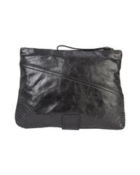 Alexander McQueen - Black Faithful Pochette - Lyst