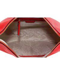 kate spade new york - Red Macdougal Alley - Janaya Leather Hobo - Lyst