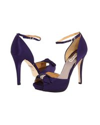 Badgley Mischka | Purple Osmond | Lyst