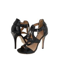 L.A.M.B. | Quiana - Black Leather | Lyst