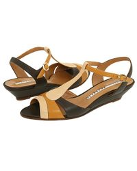 Fratelli Rossetti | Brown Leather Sandals | Lyst