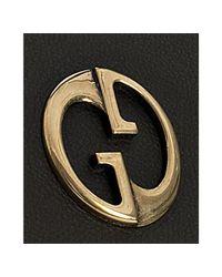 Gucci - Brown Diamante Top Handle Tote - Lyst