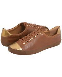 Elie Tahari | Brown Sadie Sneaker | Lyst