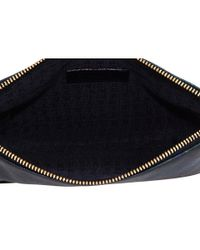 L.A.M.B. - Blue Signature Cosmetic Bag - Lyst