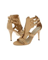 A.Testoni | Natural Leather Sandals | Lyst