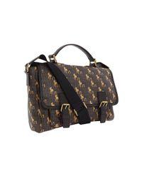 L.A.M.B. | Brown Signature Maria Messenger Bag | Lyst