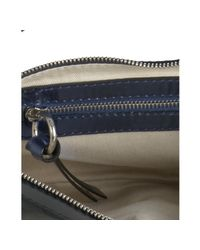 Chloé - Blue Navy Patent Leather Kerala Mini Shoulder Bag - Lyst