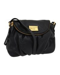 Marc By Marc Jacobs | Black Natasha Small Leather Bag | Lyst