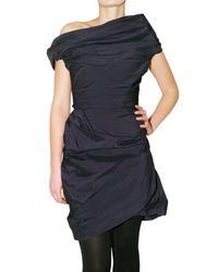 Vivienne Westwood | Blue Classic Taffetà Dress | Lyst