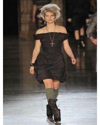 Vivienne Westwood - Blue Classic Taffetà Dress - Lyst