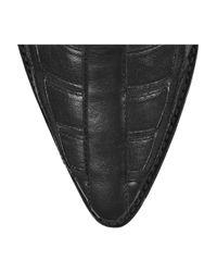 Alexander Wang - Black Jac Leather T-strap Sandals - Lyst