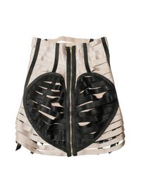 Bordelle - Black Limited Edition Hour Glass Waspie Skirt - Lyst