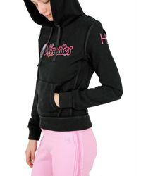 Hydrogen - Black Morositas Hooded Sweater - Lyst
