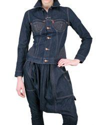 Jean Paul Gaultier | Blue Veste Jacket | Lyst