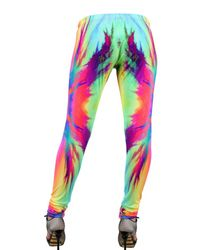 Jean-Pierre Braganza | Multicolor Dagon Rainbow Expolsion Jersey Trousers | Lyst
