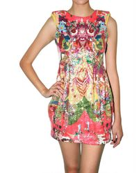 Manish Arora | Multicolor Psychedelic Sequin Dress | Lyst