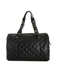 Marc Jacobs - Black Quilted Leather Westside Chain Bag - Lyst