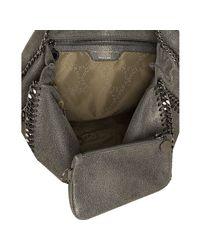 Stella McCartney - Gray Falabella Fold-Over Shopper Bag - Lyst