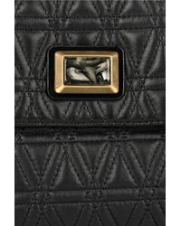 Marc By Marc Jacobs | Black Party Foret Quilted Shoulder Bag | Lyst