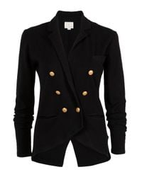 Boy by Band of Outsiders | Black Knit Blazer | Lyst