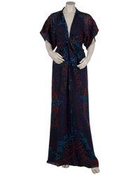 Issa - Multicolor Kimono Dress - Lyst