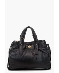 Marc By Marc Jacobs | Black Lucy Totally Turnlock Bag | Lyst