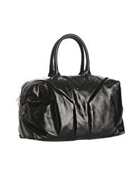 Saint Laurent - Black Small Sac De Jour - Lyst