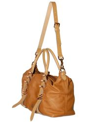 Mulberry | Brown Soft Matte Calf Mila Shoulder Bag | Lyst