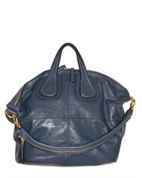 Givenchy | Blue Nightingale Bag | Lyst