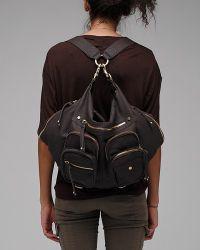 Sabina - Black Backpack - Lyst