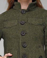 Spiewak | Green Hamlin Coat | Lyst