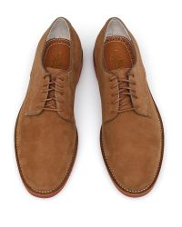 G.H. Bass & Co. - Brown Suede Buck for Men - Lyst