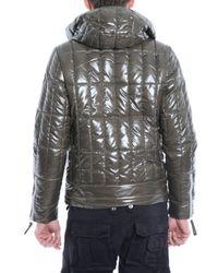 Duvetica - Green Trasio Shiny Nylon Sport Jacket for Men - Lyst