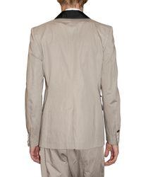 Tom Rebl | Natural Single Breasted Blazer for Men | Lyst