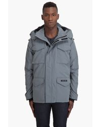 Canada Goose | Gray Constable Parka for Men | Lyst
