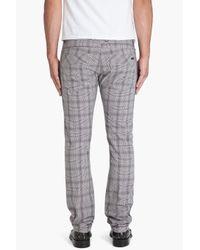 DIESEL - Black Ciblock Pants for Men - Lyst