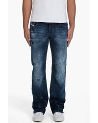DIESEL | Blue Zatiny 8ww Jeans for Men | Lyst