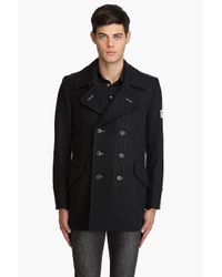 G-Star RAW | Black P.t. Greatcoat for Men | Lyst