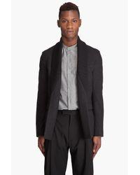 Kris Van Assche - Black Suit Jacket for Men - Lyst
