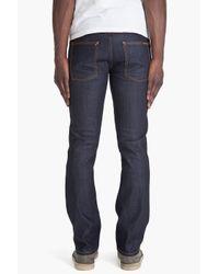 Nudie Jeans - Blue Slacker Jack Dry Organic Jeans for Men - Lyst