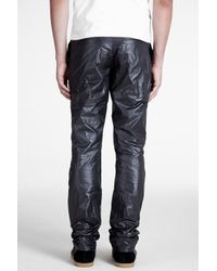 Petar Petrov | Black Shaped Nylon Pants for Men | Lyst