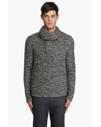 Yigal Azrouël - Gray Knit Pullover for Men - Lyst