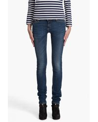 Acne | Blue Kex Jeans - Fresh | Lyst