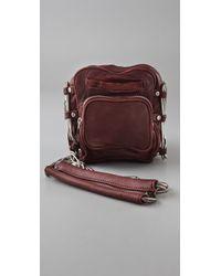 Alexander Wang | Red Mini Brenda Camera Bag | Lyst