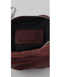 Alexander Wang   Red Mini Brenda Camera Bag   Lyst