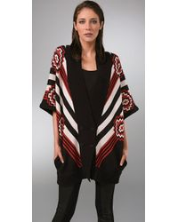Alice By Temperley | Black Chara Cardigan | Lyst