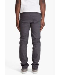 Cheap Monday - Gray Premium Tight Jeans for Men - Lyst