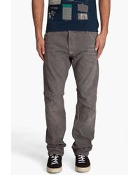 DIESEL | Gray Krooley Jeans for Men | Lyst
