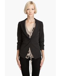 Elizabeth and James - Black Elizabeth Iv Blazer - Lyst